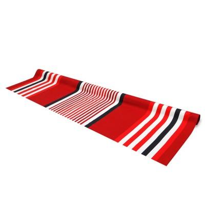 Fabric Ainhoa Piment - Jean-Vier
