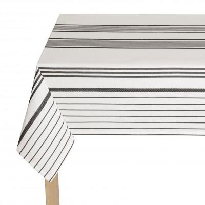Tablecloth  Berrain Fusain - Jean-Vier