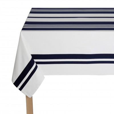 Toalha de mesa Pampelune Encre - Jean-Vier