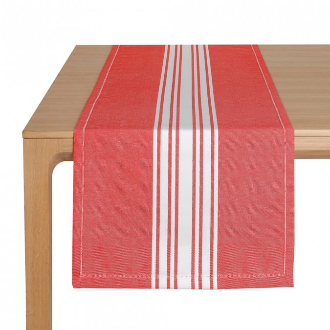 Table Runner Saint-Jean-de-Luz Gourmandise - Jean-Vier