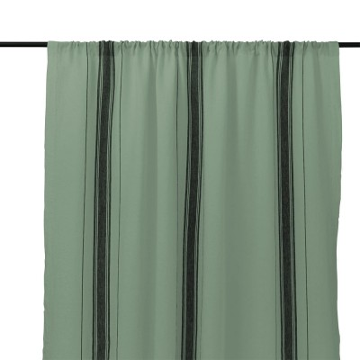 Curtain Beaurivage Vert Pré - Jean-Vier