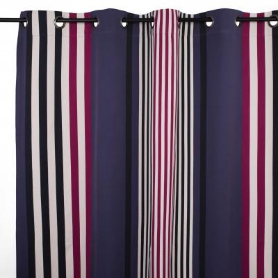 Curtain Ainhoa Myrtille - Jean-Vier