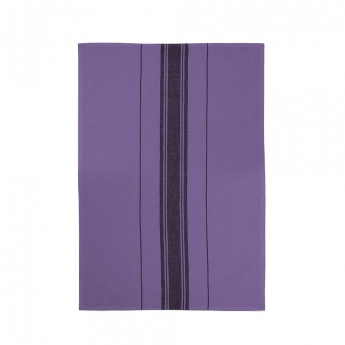 Torchon Beaurivage Violet - Jean-Vier