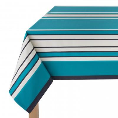 Tablecloth Espelette Paon - Jean-Vier