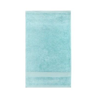 Guest towel Mundaka Azur - Jean-Vier