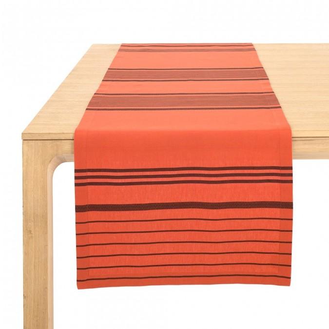 Tischläufer BERRAIN Mandarine - Jean-Vier
