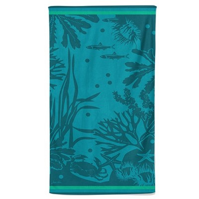 Beach Towel Marinella abysse