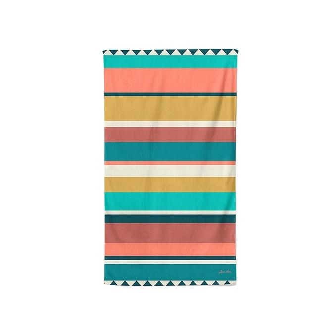 Drap de plage Corsaire Pigment - Jean-Vier