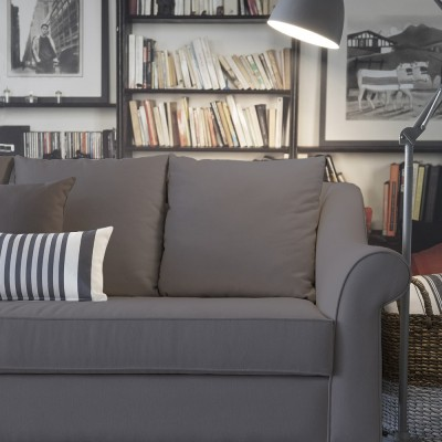 Sofa mendia 3 places natu crudo - Jean-Vier