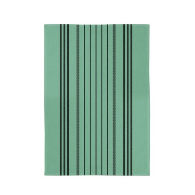 Dish towel with stripes...
