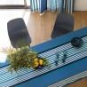 Tablecloth ainhoa atlantique - Jean-Vier