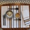Set de table Espelette argile - Jean-Vier