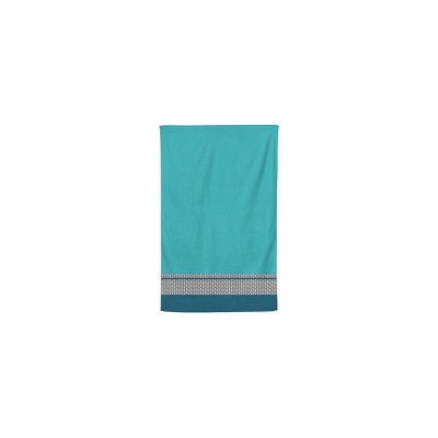Guest towel Beaumanoir blue