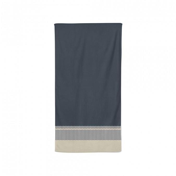 Toalla de tocador beaumanoir gris - Jean-Vier