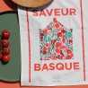 Toalla de mano Udako saveur basque - Jean-Vier