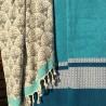 Toalha de banho de algodão Beaumanoir azul - Jean-Vier