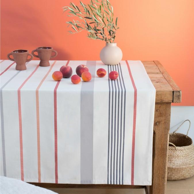 Tablecloth Ustaritz 100% cotton