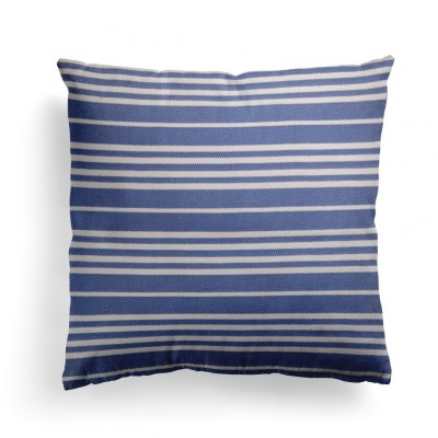 Cushion cover Souraïde Bleu - Jean-Vier