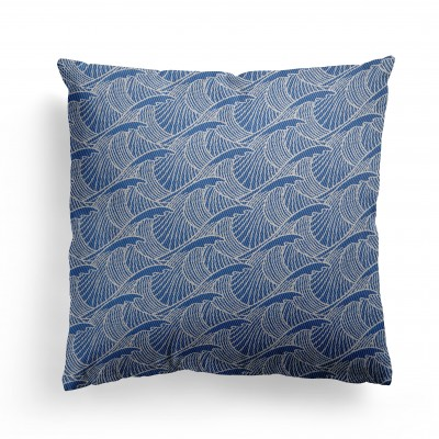 Cushion cover Bilbatu wave 40x40