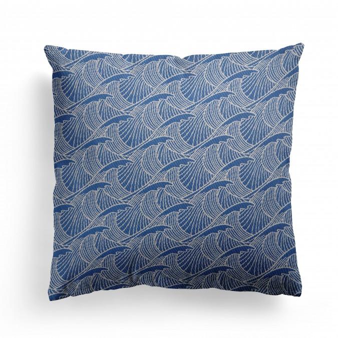 Cushion cover Bilbatu wave 40x40