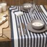 Serviette de table Ainhoa Réglisse - Jean-Vier