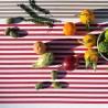 Toalha de mesa emborrachada Bera Cravate - Jean-Vier