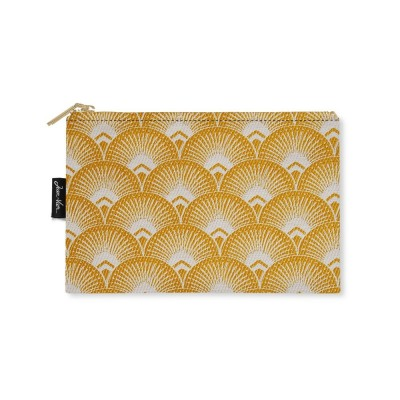 Flat purse Bilbatu ramages mangue - Jean-Vier