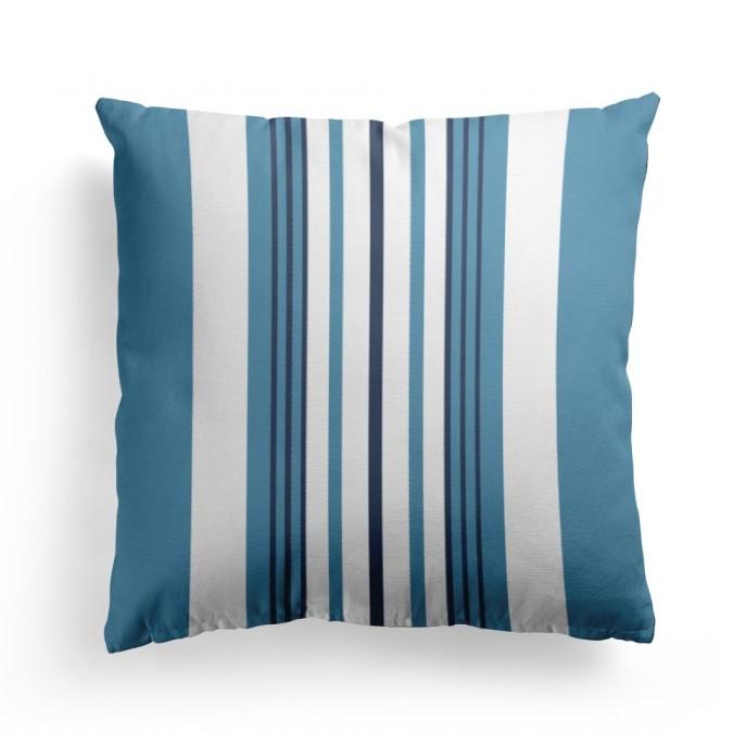 Cushion cover Donibane Océan - Jean-Vier