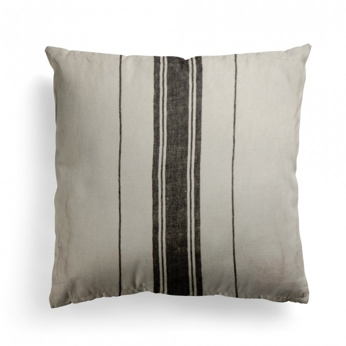 Cushion cover Beaurivage Brume - Jean-Vier