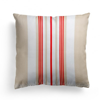 Cushion cover Donibane Strawberry 40x40