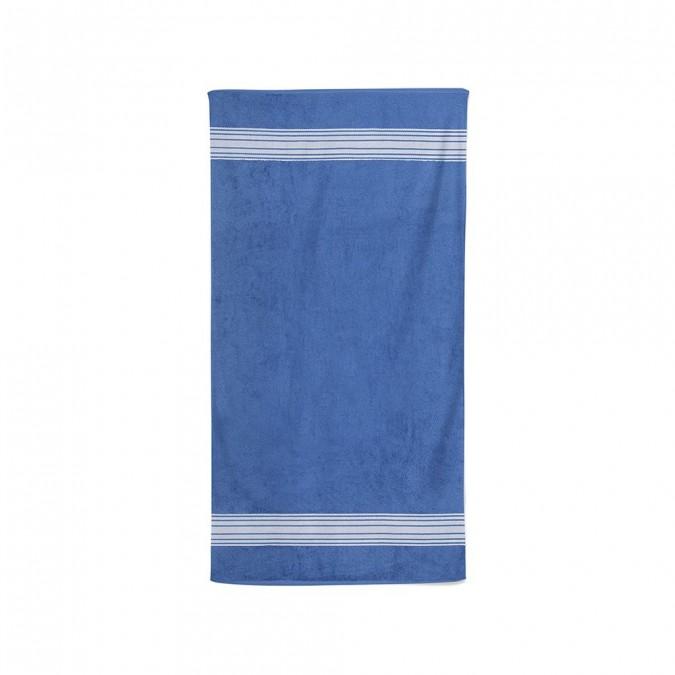 Bath towel Grand Hôtel Bleuet Inversé - Jean-Vier
