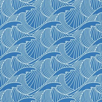 Tissu Bilbatu vagues