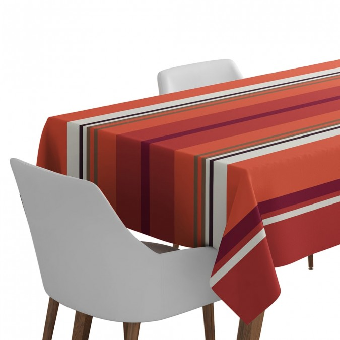 Cotton Tablecloth Pampelune Tapas