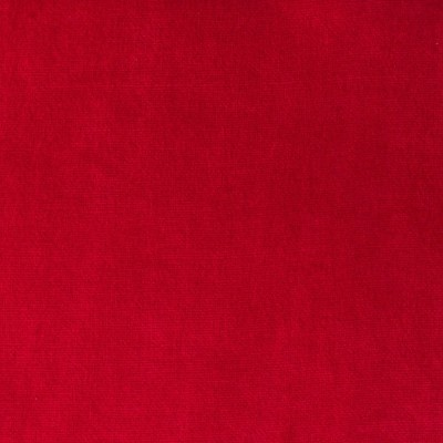 Mendi Rouge Piment velvet fabric