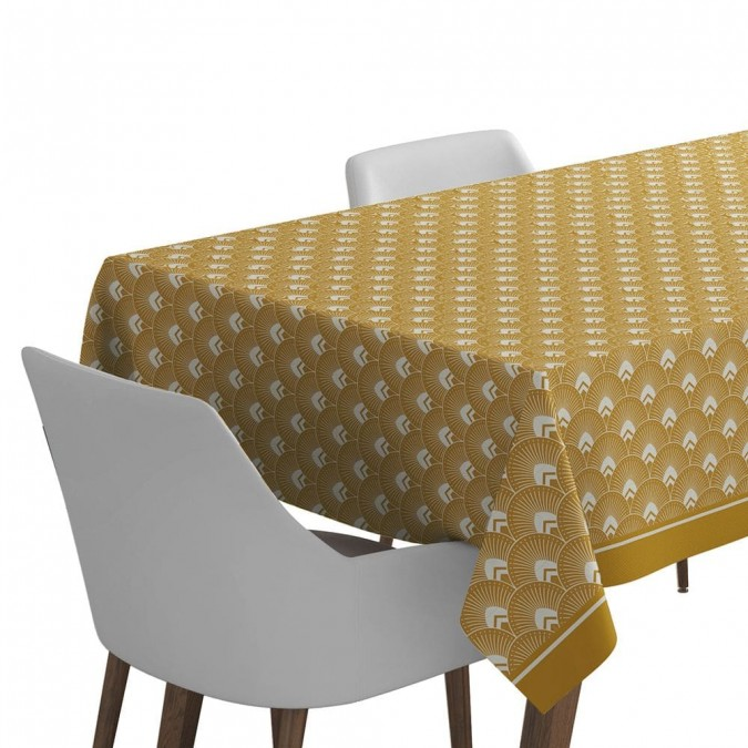 Tablecloth Bilbatu with ramages graphics