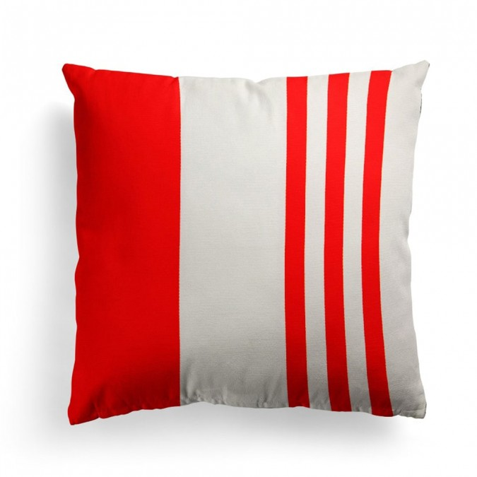 Cushion cover Pamplona red 40x40