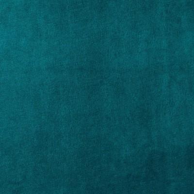 Tela de terciopelo Mendi Bleu Paon