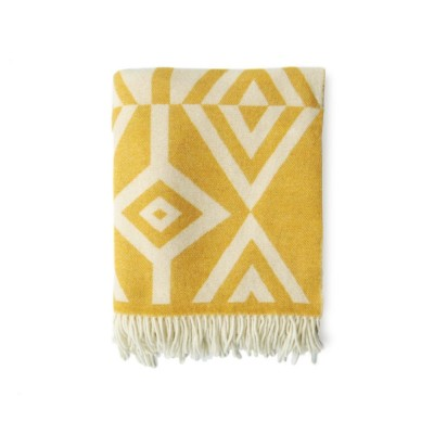 Plaid Goxo Art Deco Gold