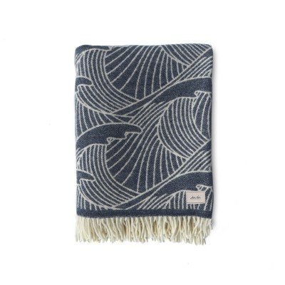 Throw Goxo Vague Indigo