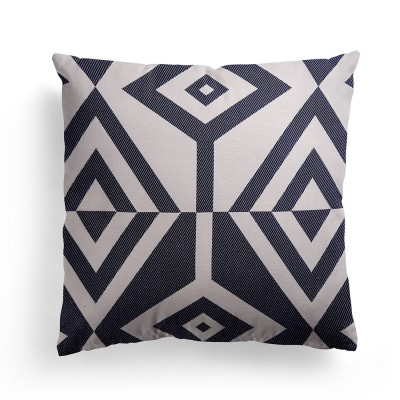 Cushion cover Artez blue 40x40