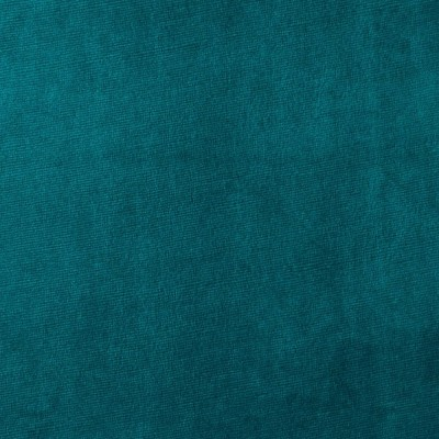 Tissu velours Mendi bleu paon