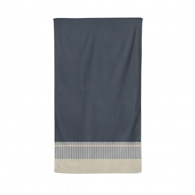 Shower Towel Beaumanoir Gris