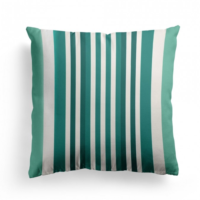 Cushion cover Ainhoa color Celadon