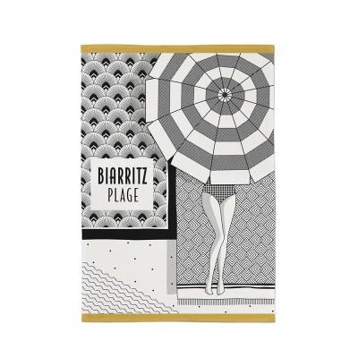 Torchon Kontatu Biarritz...