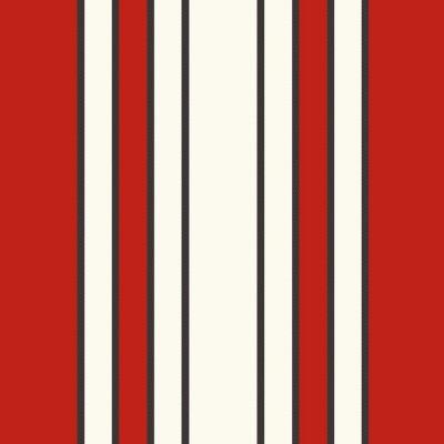 Linear meter Espelette Amarante