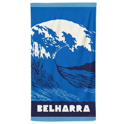 Beach towel Loya Saphir