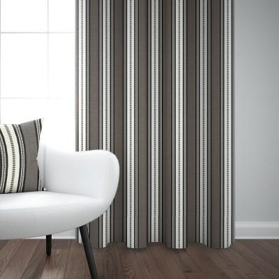 Cotton curtain Barne Ebene