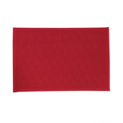 Bath mat Beaumanoir Rouge...