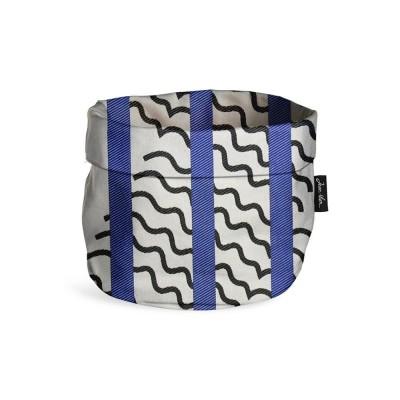 Algodón azul Mapoésie x Jean-Vier de bolsillo