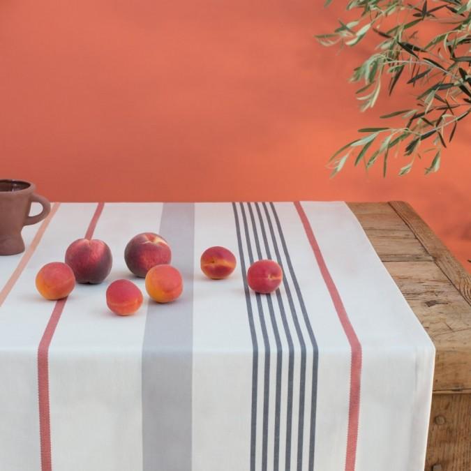 Ustaritz Terracotta Cotton Line Meter